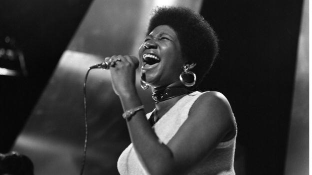 Músicas inesquecíveis cantadas por Aretha Franklin