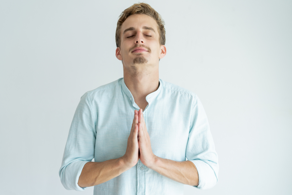 Oração do gestor