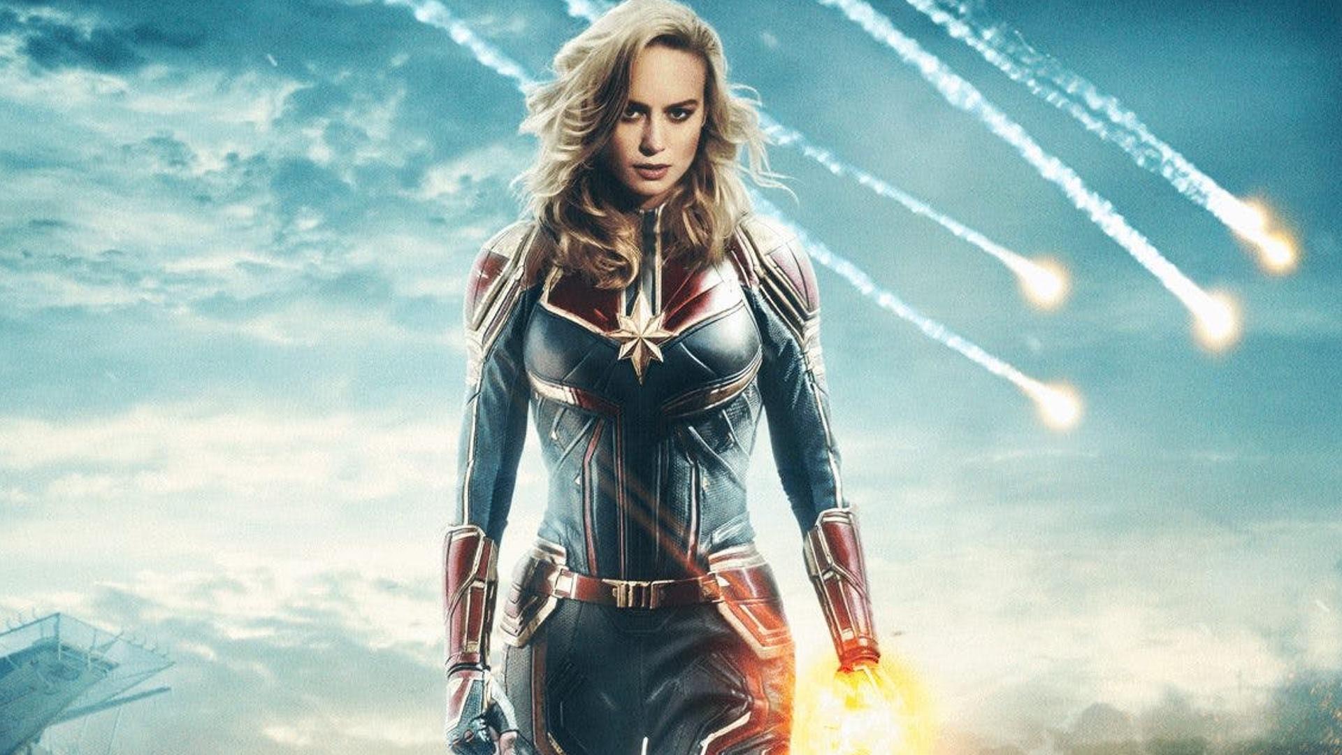 Praticando inglês com Captain Marvel