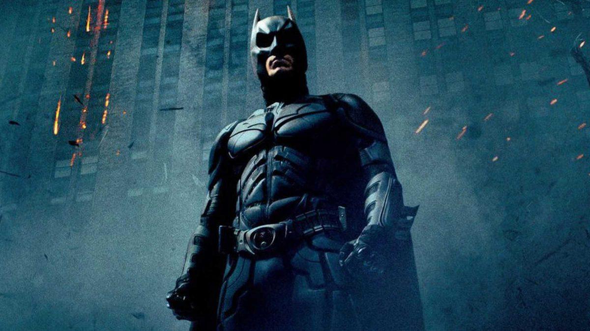 Estude inglês com Batman