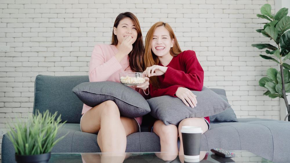 É possível estudar inglês com séries?